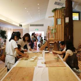神戸ハーバーランド木育施設「ひょうご木づかい王国学校」を存続させたい!