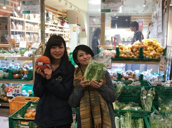 兵庫の限界集落のお野菜を香港(中国)のマーケットに届けたい!