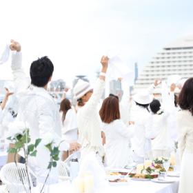 KOBE White Dinner 2018 開催します!